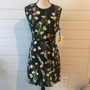 VIctoria Beckham for Target Floral Dress 👗